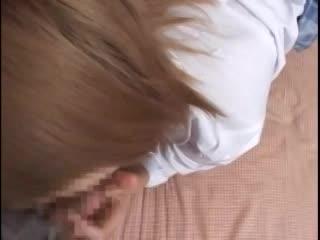 金髪のJKの無料hamedori動画。金髪JKがガン突きセックスしながら可愛い声で喘ぎまくる